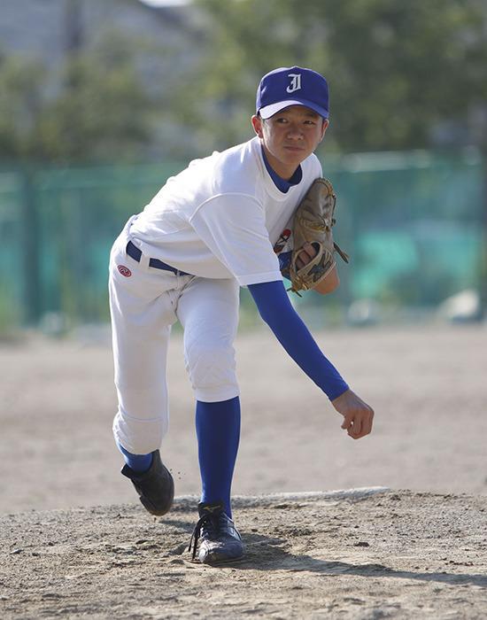 少年軟式野球、米国で国際大会 米永さん(城南中3年)2度目の日本代表