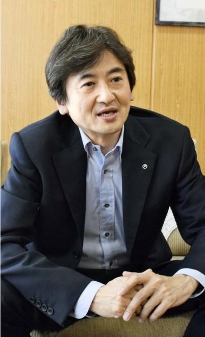 NTT東日本山梨支店長 繁尾明彦さ...
