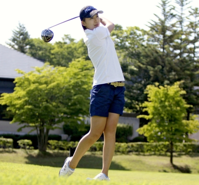 女子アマゴルフ、高島海帆が優勝