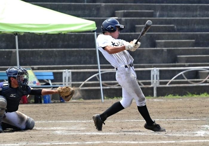 大月東が3年連続V 郡内中学野球