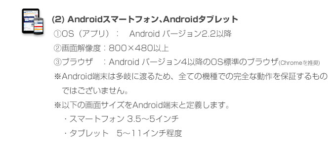 (2) Android